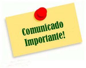 COMUNICADO 27 DE ABRIL-REANUDACION DE ACTIVIDADES